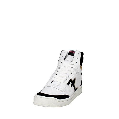 Blanc Femme Haute AI16DSDB08 Serafini Noir Sneakers xntZTBqwU