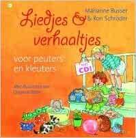 Liedjes en verhaaltjes voor peuters en kleuters + CD: Amazon ...