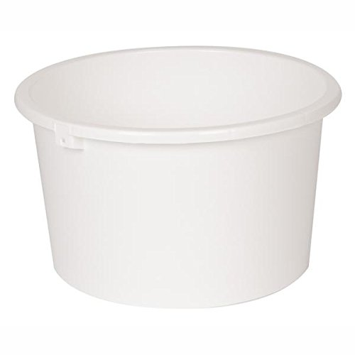 PCP Commode Liner, White