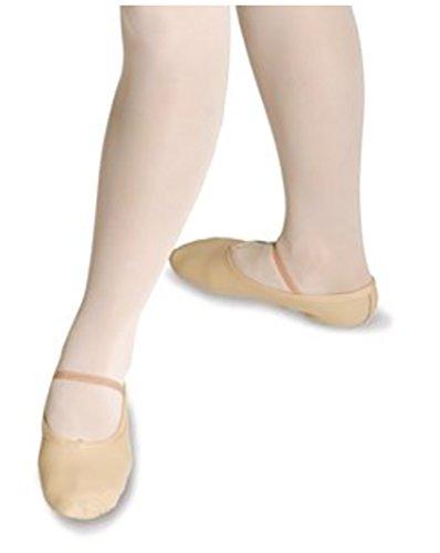 %2FLadies rosa, da bambina, in pelle, motivo: ballerina, tutte le misure