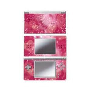 Mightyskins Protective Vinyl Skin Decal Cover Sticker Compatible with Nintendo DS Lite - Pink Diamonds
