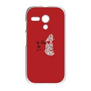 The White Stripes Motorola G Cell Phone Case White DIY Gift xxy002_5039047