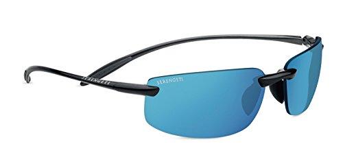 Adulto Unisex M Gafas Shiny Gris gris Hematite 8262 hematite shiny Serengeti EOw4qt0