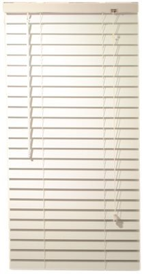 Designer's Touch 2464699 2-Inch Faux Wood Blind Crown Valance, 70 x 60 x 2-Inch, ()