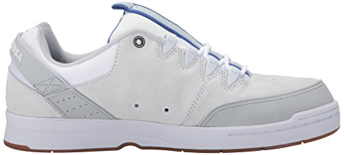 lowest price sale online DC Men's Syntax Skateboarding Shoe White/Navy cheap online store hot sale cheap price cheap sale pictures gBEqhg1