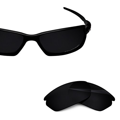 BlazerBuck Anti-salt Polarized Replacement Lenses for Oakley Carbon Shift OO9302 - ()
