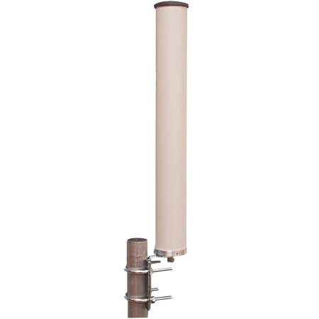 Mars Antennas - MA-WO7402700-5 - Mars Multiband Omni Base Station Antenna for LTE, GSM, WiFi, UMTS, 740-2700MHz, Pole Mount Included