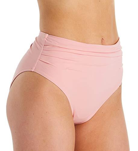 0c16c51de56bd Chantelle Oxygene Full Brief Swim Bottom (6938) M/Pink Breath