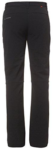 Vaude Strathcona - Pantalones para mujer negro (schwarz)