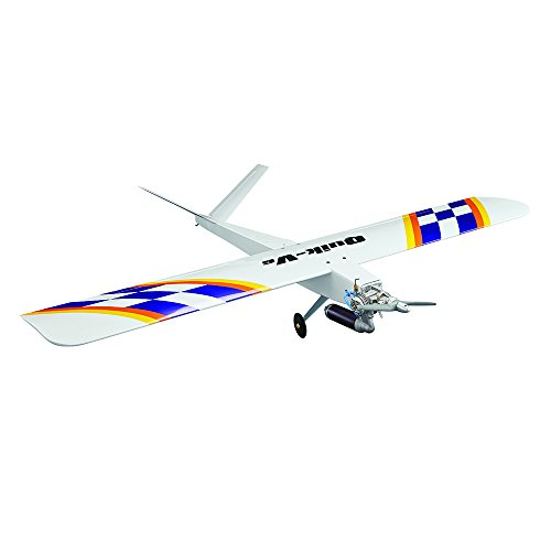 Great Planes Quik-V6 Q500 Radio Controlled Glow-Powered Almost-Ready-to-Fly .40-.50 Pylon Sport Racer ()