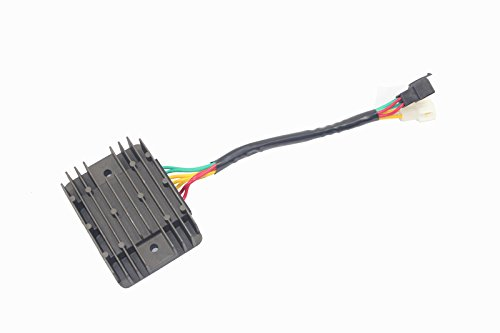 Tencasi Voltage Regulator Rectifier For Ducati 748 R 1999-2002, Monster 695 2007-2008, Monster 750 1998-2002, Monster 1000 S4RS 2006-2008