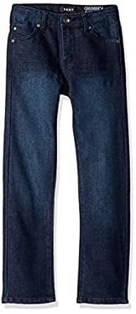 DKNY Boys Skinny Fashion Jean Jeans - Black - 2T