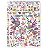 eeBoo Sketch Book Drawing Pad, Oaxaca