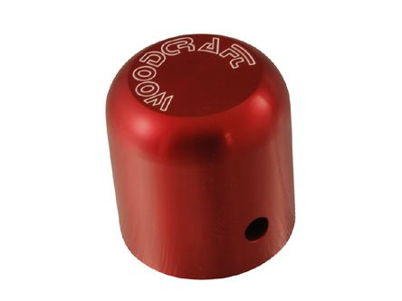 WOODCRAFT UNIVERSAL REPLACEMENT FRAME SLIDER PUCK - RED ALUMINUM (Woodcraft Frame Sliders compare prices)