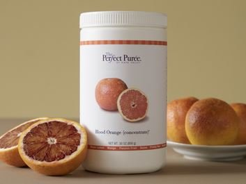 Perfect Puree Blood Orange Concentrate, 30 oz, (6 per case)