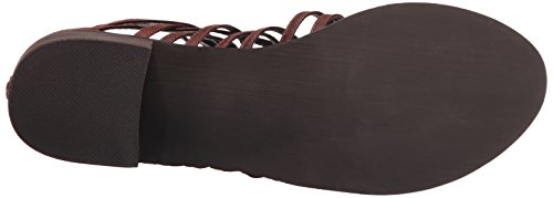 Coconuts by Matisse Womens Neptune Fisherman Strappy Bootie Brick lqJnnq