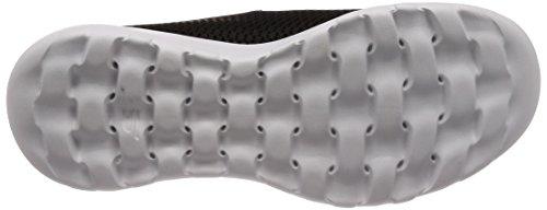 Skechers Performance Women's Go Walk Joy Walking Shoe,black/white,5 M US by Skechers (Image #3)