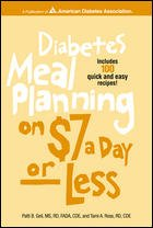 Diabetes Meal Planning on 7 a Day  Or Less
