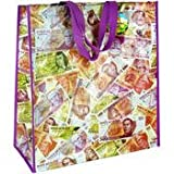 DDI 2184066 Mexican Peso Shopping Bag with Handle