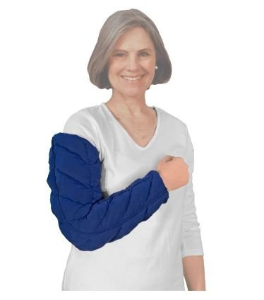 Caresia Lymphedema Arm Bandaging Liner Wrist to Axilla - Left Arm, Small