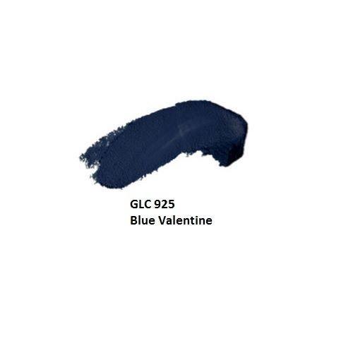 Semi Matte Violet (LA L.A. Girl Matte Flat Finish Velvet Lipstick 1 Color#GCL825 Blue)
