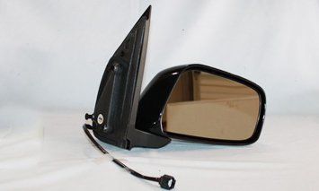 TYC 5720032 Nissan Pathfinder Driver Side Power Non-Heated Replacement Mirror
