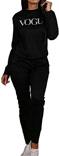 Pants for Girl FGFD Womens Tracksuits Set Ladies Jogging Sweatshirts Casual Plus Size Hoody