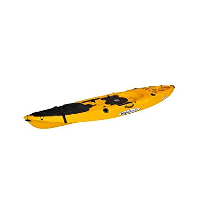 Malibu Kayaks Stealth 12 Fish and Dive Package Sit on Top Kayak