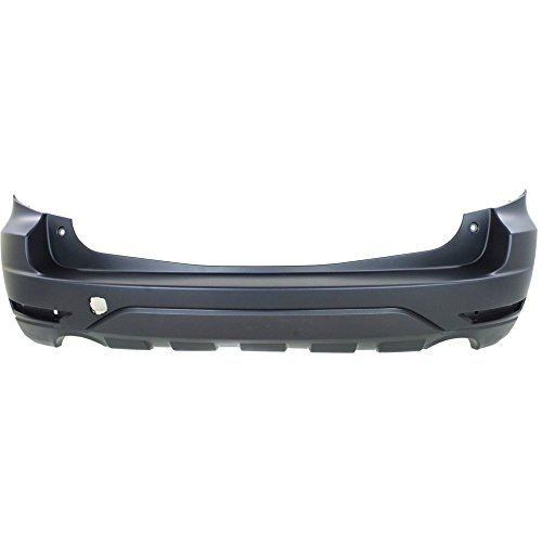 New Evan-Fischer EVA17872047541 Rear BUMPER COVER Primed for 2009-2013 Subaru Forester -
