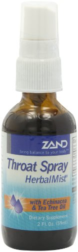 Zand Herbalmist Throat Spray, 2 Ounce