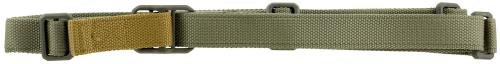 Blue Force Gear Padded Vickers Combat Applications Sling, Nylon Adjuster And Hardware, Foliage Green (Series Gun Sling Tactical)