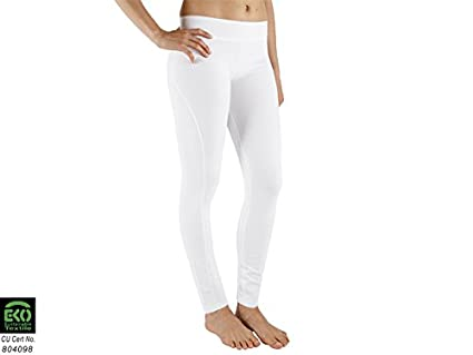 Chin Mudra Yoga Legging 95% algodón Bio y 5% de Lycra ...