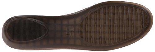 Flexx Bon Saffio Gunmetal Kvinnenes Flat Ballett 17rXxq51w