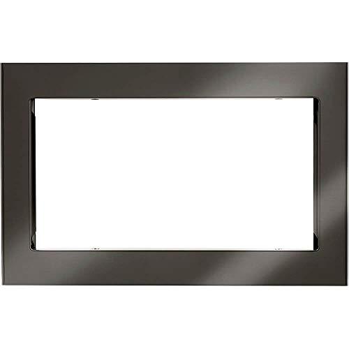 LG MK2030NBD 30 Black Stainless Built-in Microwave Trim Kit