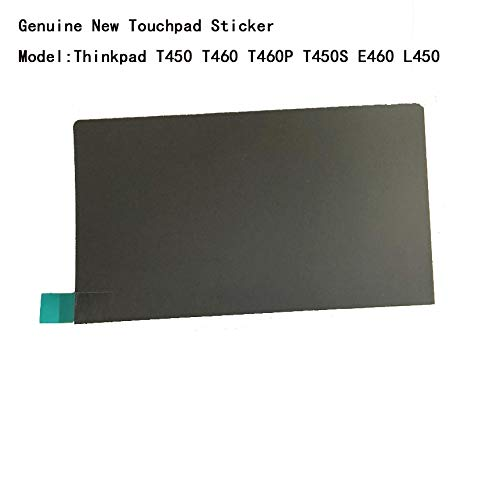 (Compatible Replacement for Lenovo Thinkpad T450 T460 T460P T450S E460 L450 Touchpad Sticker 100mmx56mm)