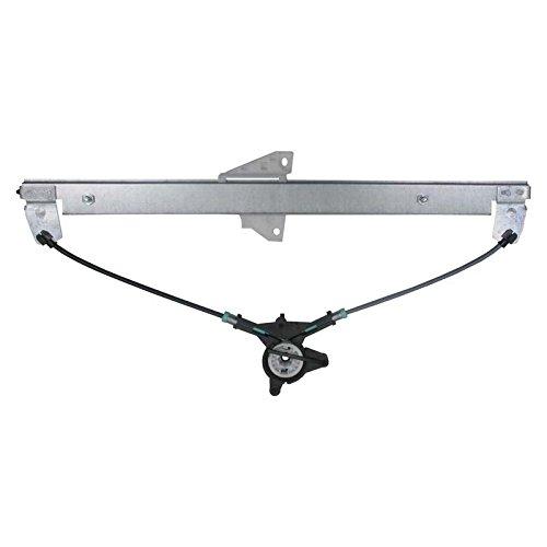 Premier Gear PG-749-093 Window Regulator fits Mazda Driver Side Front without Power Window Motor