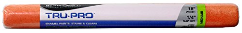 Bestt Liebco 578280800 Tru-Pro Mohair 18-Inch x 1/4-Inch Roller Cover ()