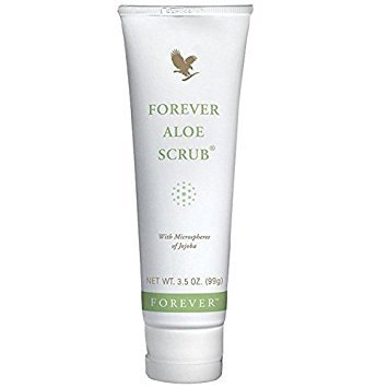 - Forever Living Face Peeling For Face And Body With Aloe Vera (With Microspheres Of Jojoba) 3,5 oz