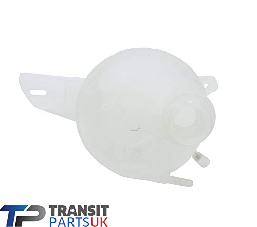 Transit Parts Transit MK8 + Custom Radiator Header Coolant Bottle Tank Overflow:
