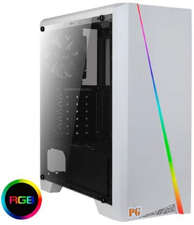 PC Gaming RGB AMD 3.7 GHz GTX1050 4GB 16GB 2TB Windows 10 PROMOCION Ordenadores SOBREMESA Juegos Gamers