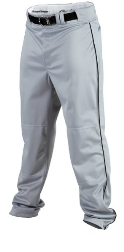 Rawlings Youth Premium Baseball/Softball Semi-Relaxed Fit Piped Pants – DiZiSports Store