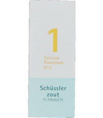 Sales de Schüssler Nr. 1 Pflüger fluorita calcio D12 100 Tablet gluten: Amazon.es: Salud y cuidado personal