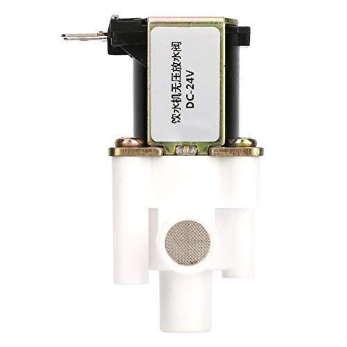 Magneetklep 24v normaal Gesloten Type Elektrische Plastic Magneetventiel voor Water Omgekeerde Systeem
