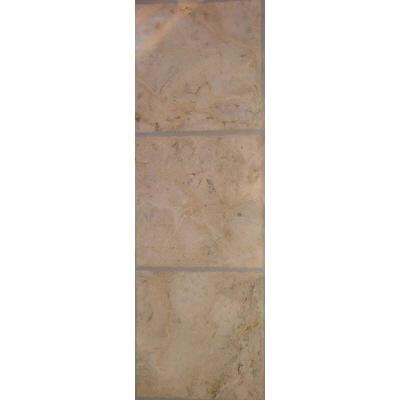 TrafficMaster Allure 12 in. x 36 in. Corfu Resilient Vinyl Tile Flooring (24 sq. ft./Case)