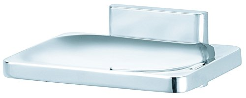 Bradley 921-000000 Soap Dish, Chrome Plated