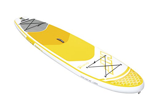 - Bestway Hydro-Force Cruiser Tech Inflatable Stand Up Paddle Board, 10'6