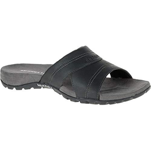 Merrell Men's, Sandspur Rift Sandals Black 10 M