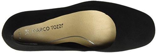 Donna Black Tozzi Tacco Nero Marco 001 con 22429 Scarpe Fx01wXdXq