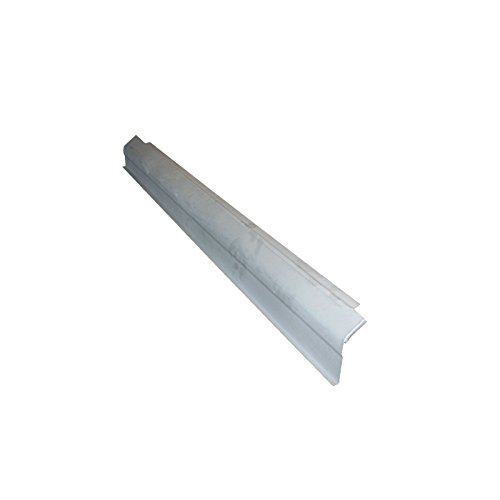 Motor City Sheet Metal - Works With 2006-2009 Ford Fusion Zephyr Milan Mkz 4 Door Passenger Side Rocker Panel ()