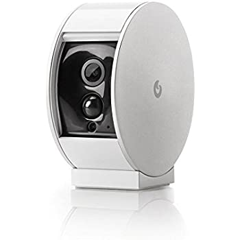 Myfox Security Camera with Privacy Shutter (Wi-Fi, Wireless Smart Home & HD Video Monitoring, iOS & Android)